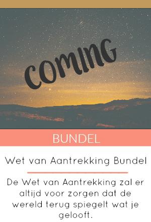 Coming Wet van Aaantrekkingskracht Bundel